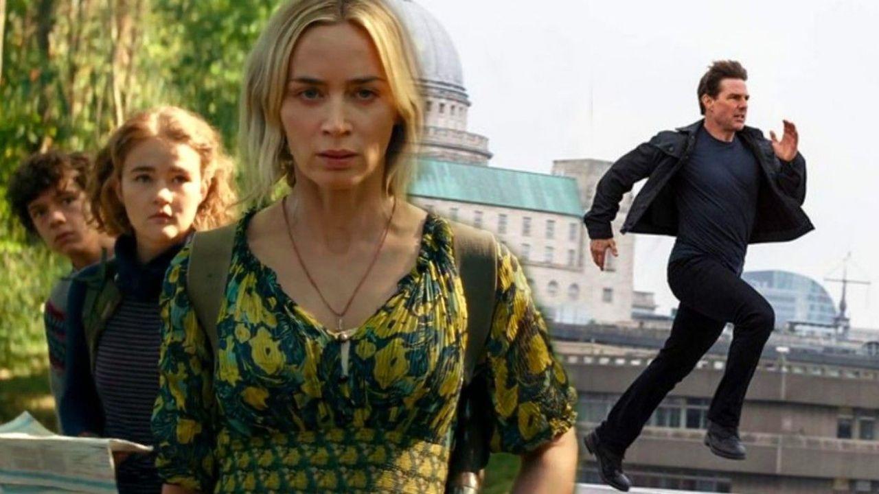 Mission: Impossible 7 e A Quiet Place 2 in digitale a pochi giorni dall'arrivo nei cinema!