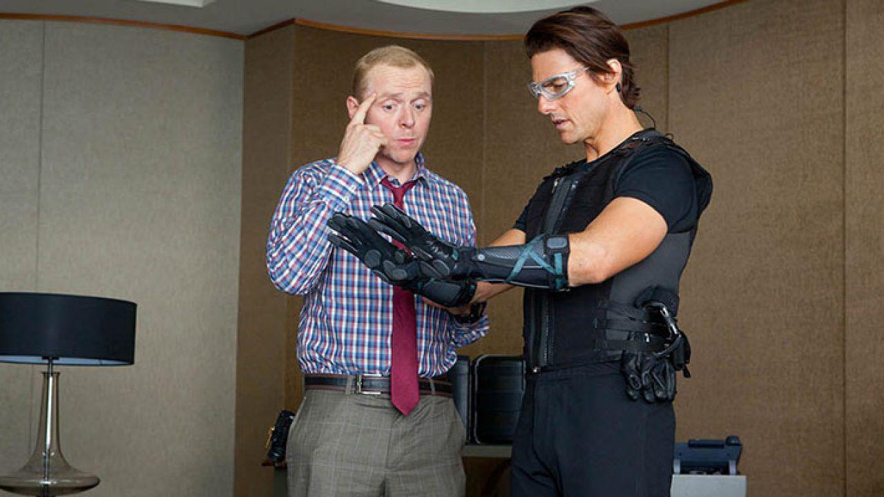 Mission: Impossible, Simon Pegg dolcissimo con Tom Cruise: 'Lavoreremo insieme due anni'