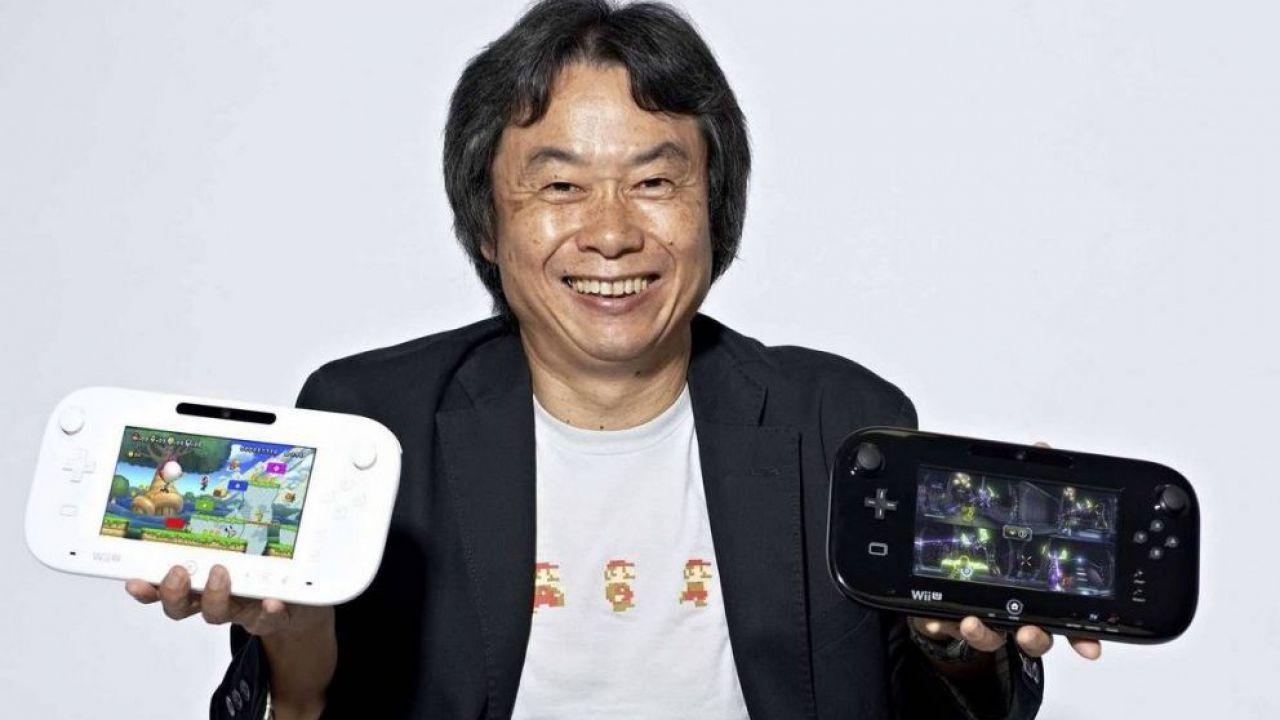 Miyamoto non sta lavorando all'hardware di Nintendo NX