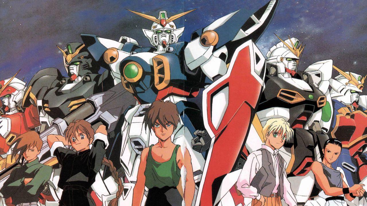 Mobile Suit Gundam: una lista americana cataloga le serie più apprezzate del franchise