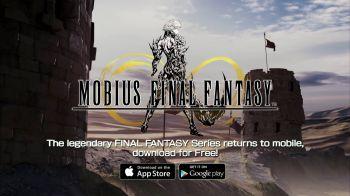 Mobius Final Fantasy: oltre 3 milioni di download al di fuori del Giappone