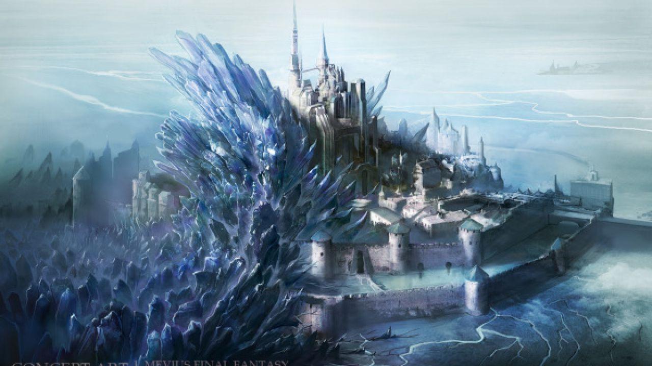 Mobius Final Fantasy: Square Enix presenta due nuovi personaggi