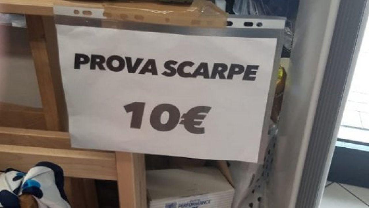 the latest 9750f f7422 Modena, la mossa anti-Amazon di un negozio: per provare le ...