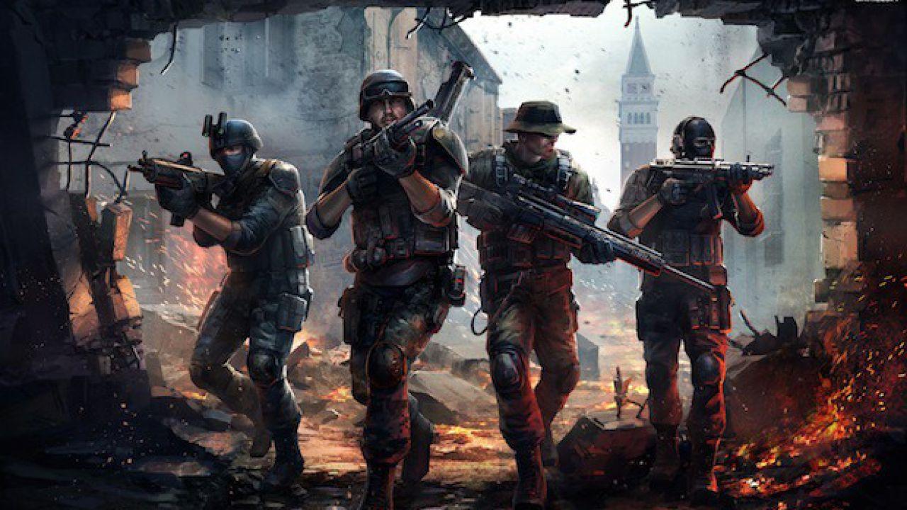 Modern Combat 5 Blackout: data di uscita annunciata