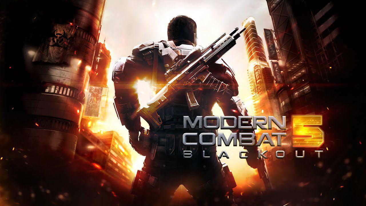Modern Combat 5 si aggiorna con tante nuove armi