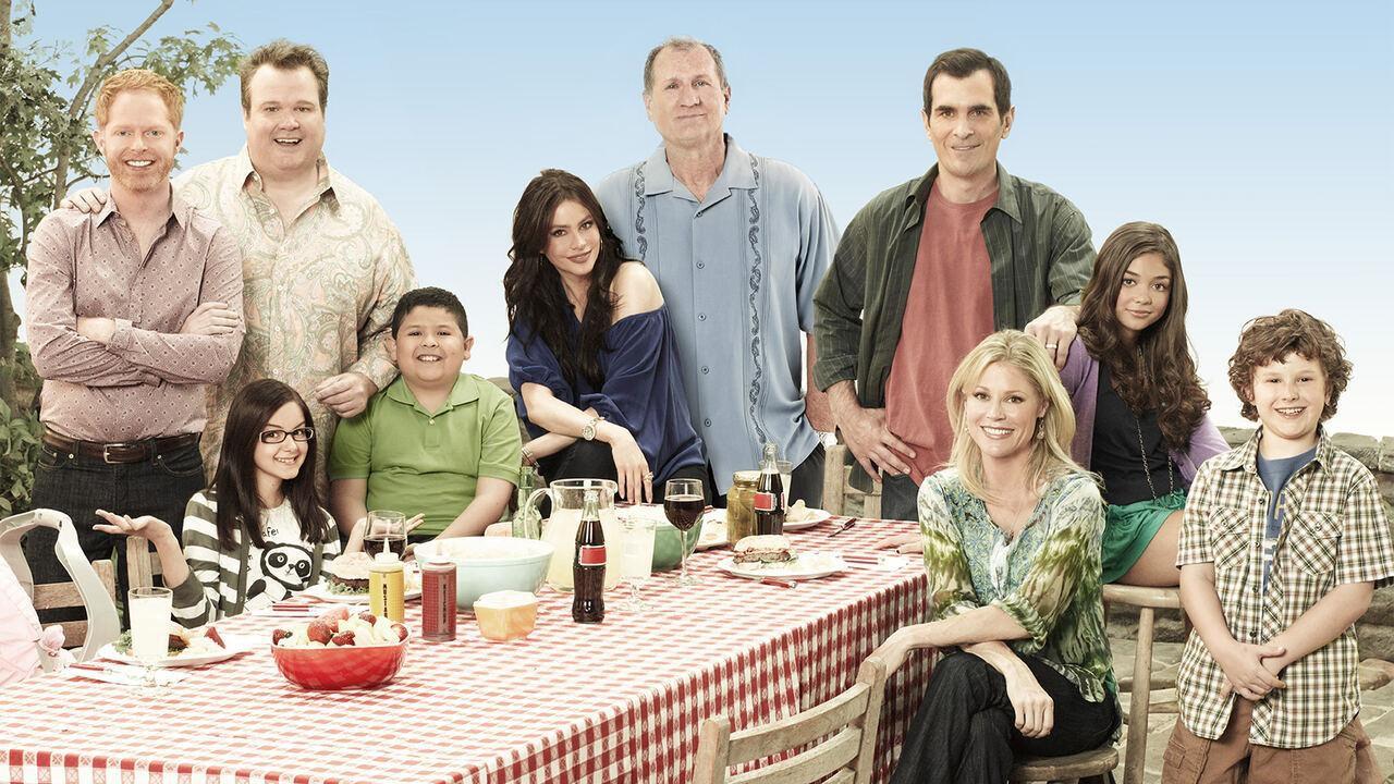 Modern Family: ecco come sono cambiati nel tempo i personaggi della serie