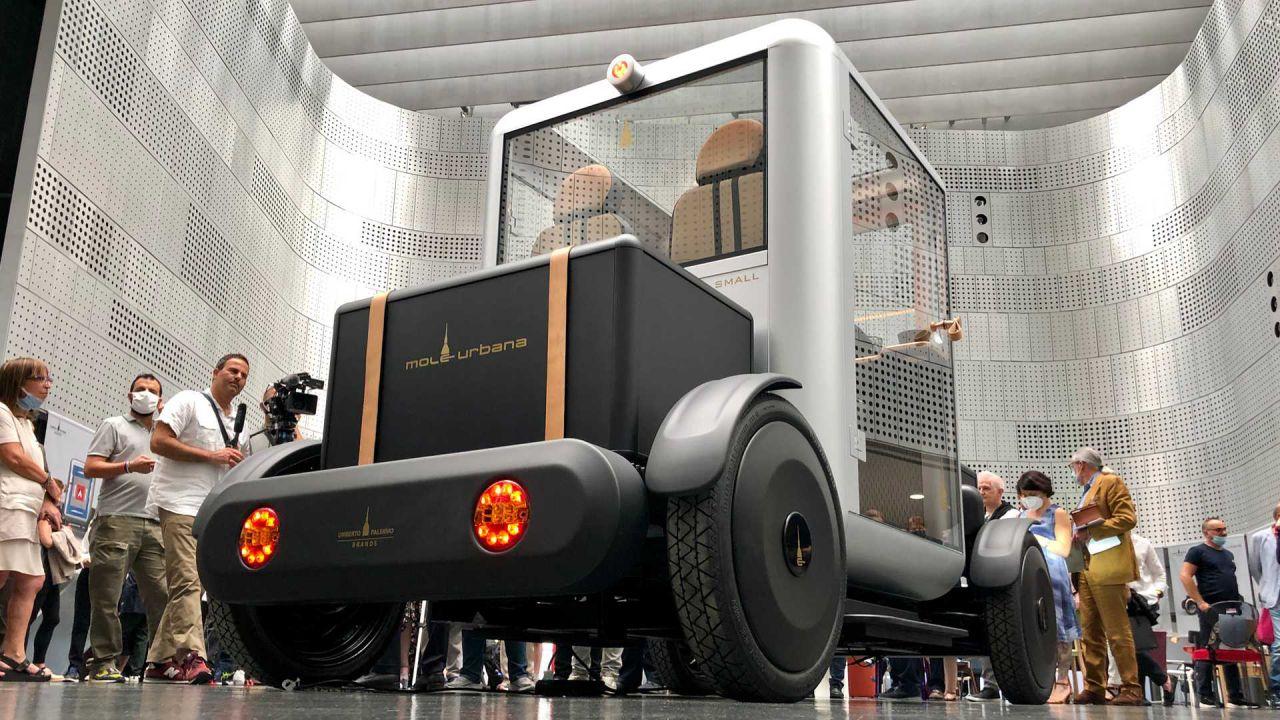 Mole Urbana, il quadriciclo elettrico tutto italiano con 150 km di autonomia