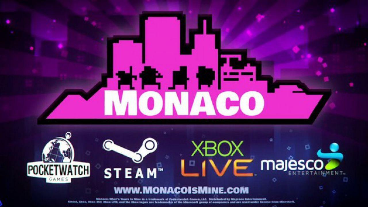 Monaco: weekend di gioco gratis su Steam