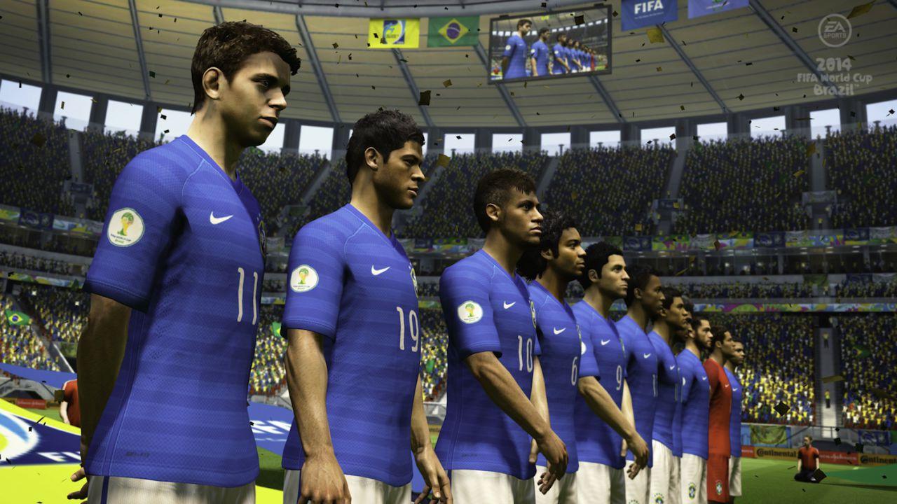 Mondiali FIFA Brasile 2014: Morlu e Todd alla conquista della coppa!