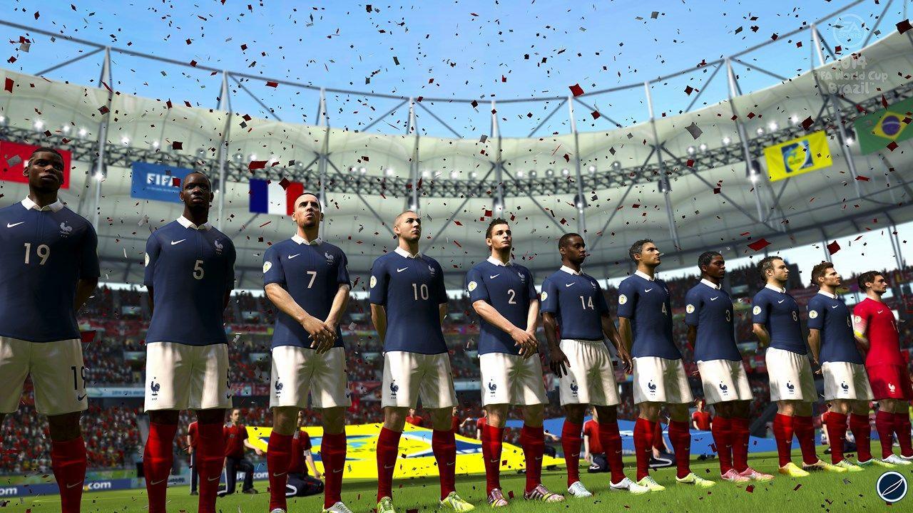 Mondiali FIFA Brasile 2014 verrà utilizzato come base per FIFA 15