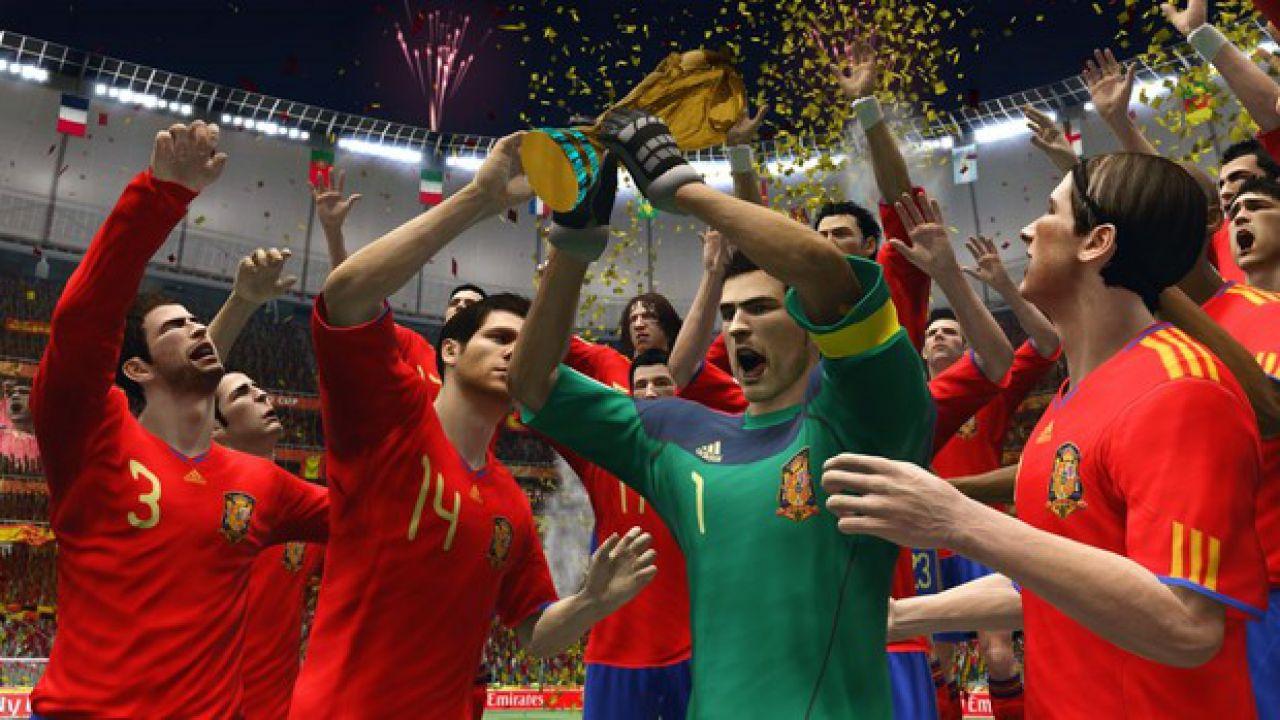 Mondiali FIFA Sudafrica 2010, da domani la demo