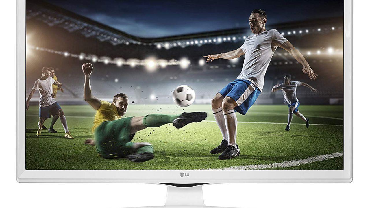Monitor LG da 28'' LED HD e Samsung Galaxy S10e in offerta su Amazon