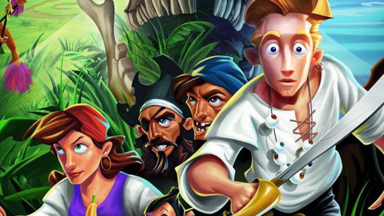 Monkey Island - Collezione Edizioni Speciali: dietro le quinte con i creatori della serie