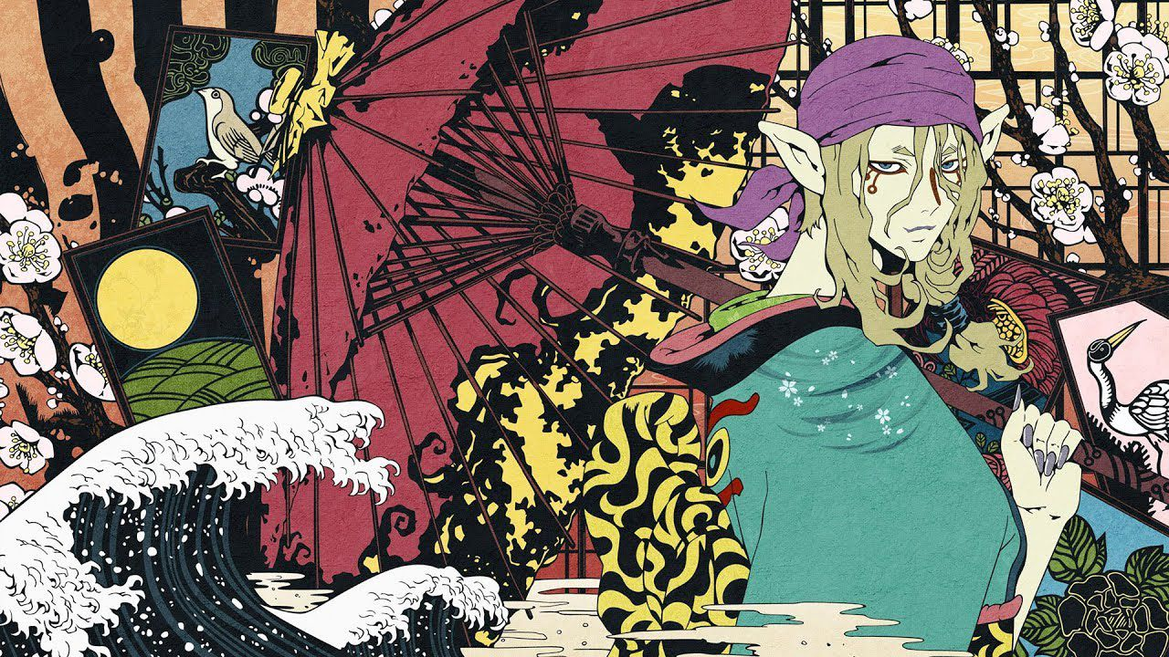 Mononoke: il capolavoro di Toei Animation è disponibile gratuitamente su VVVVID