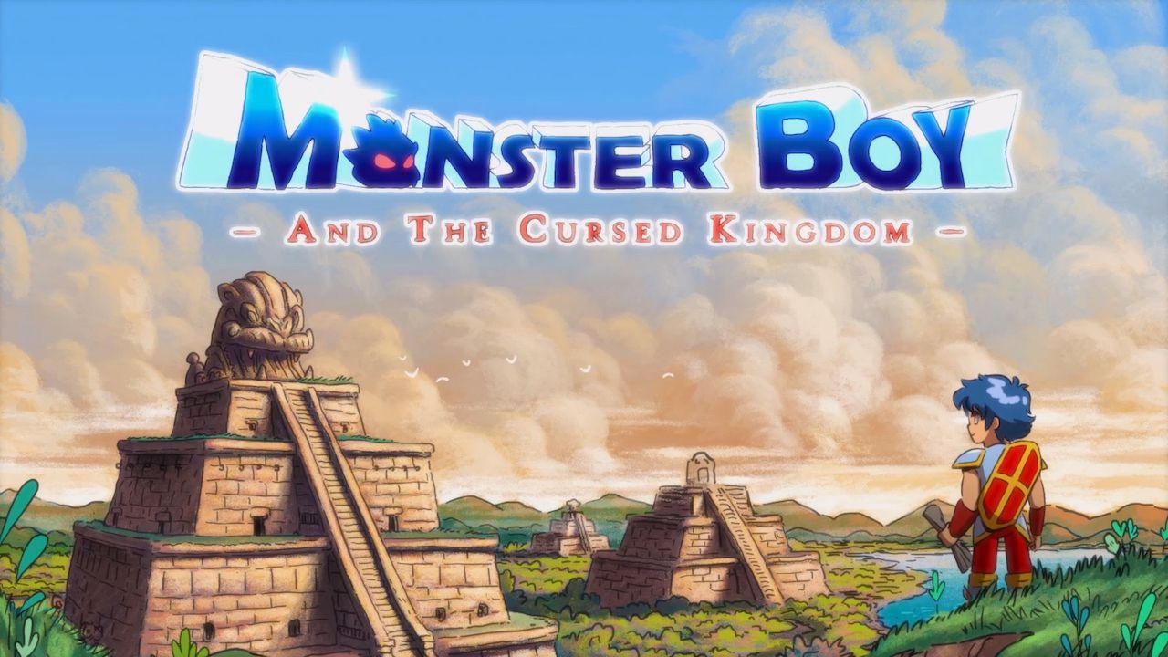 Monster Boy and the Cursed Kingdom: 15 minuti di gameplay