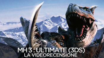 Monster Huner 3 Ultimate, la nostra videorecensione della versione 3DS