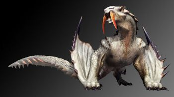 Monster Hunter 3, le missioni online di Giugno