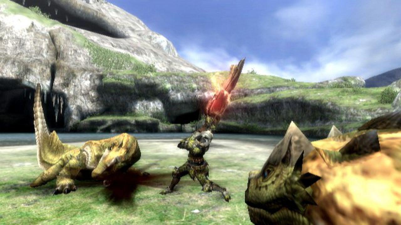 Monster Hunter 3: Niente Codici Amico, il Wii Speak ancora in forse