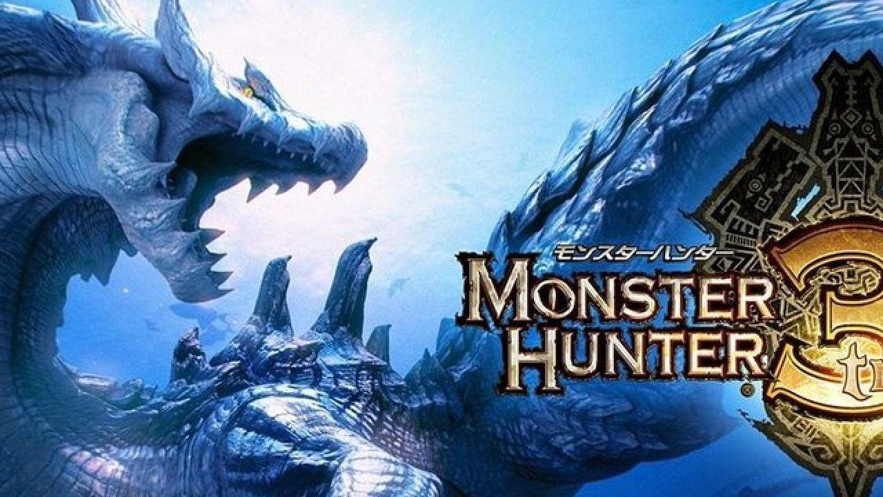 Monster Hunter 3, online gratuito e demo negli store USA