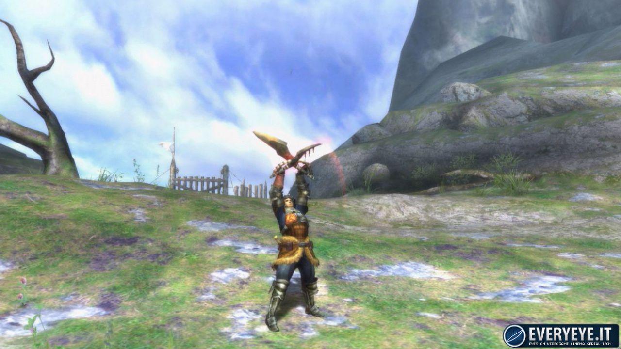 Monster Hunter 3 Ultimate: Un aggiornamento ad Aprile introdurrà il multiplayer tra Europa e America