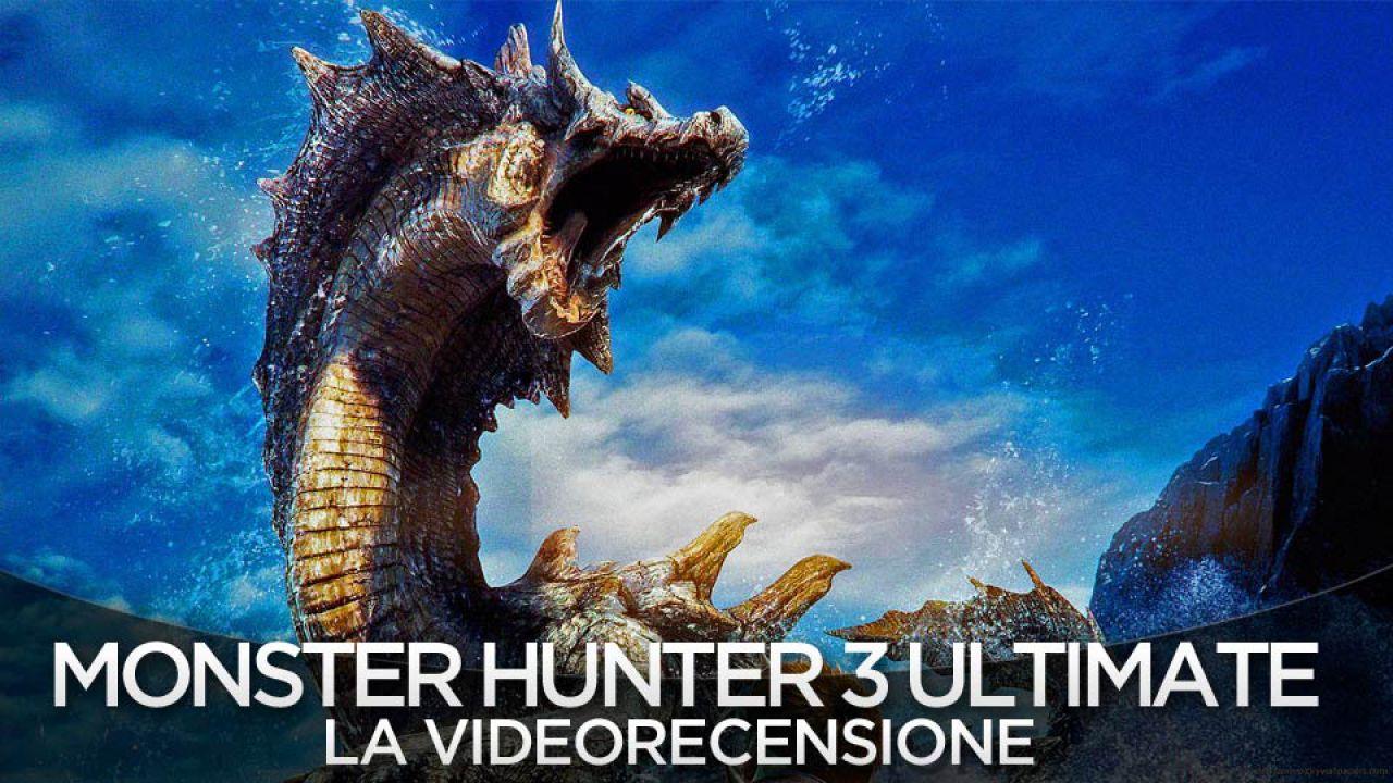 Monster Hunter 3 Ultimate: da Gamestop iniziano i tornei Personal Gamer