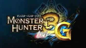Monster Hunter 3G: due spot giapponesi