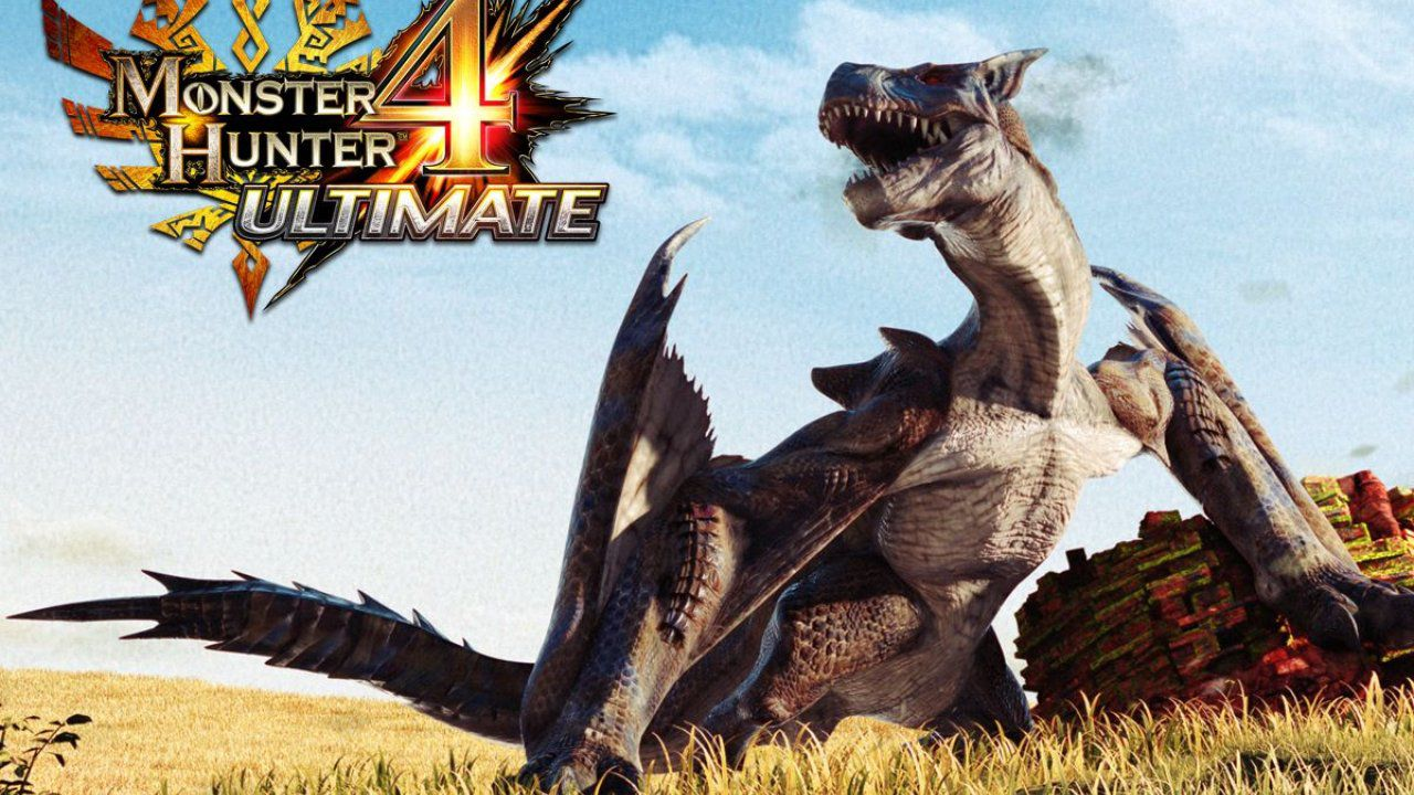 Monster Hunter 4 Ultimate ha venduto 3.9 milioni di copie