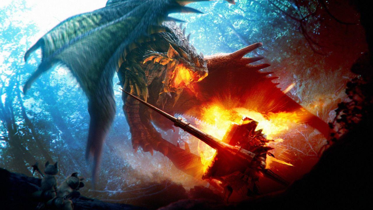 Capcom annuncia Monster Hunter XX per 3DS