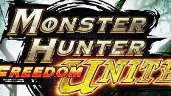 Monster Hunter Freedom Unite in vendita su App Store