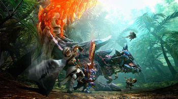 Monster Hunter Generations: Party di lancio dal VGP Home - Replica 16/07/2017