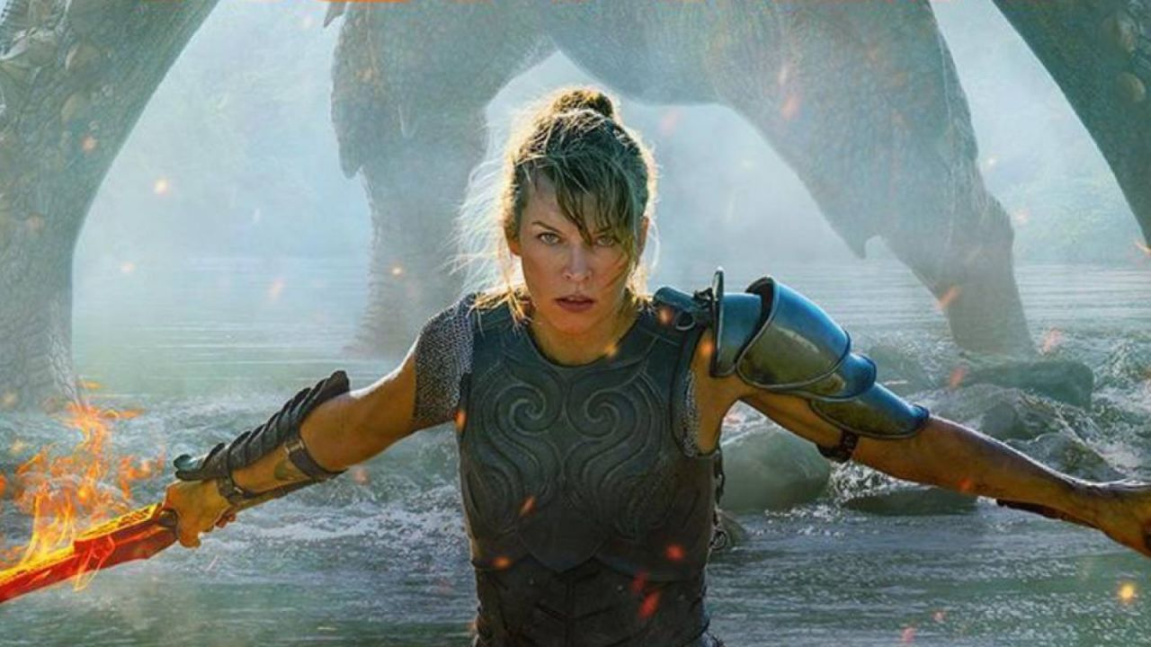 Monster Hunter, un nuovo trailer internazionale per il film con Milla Jovovich