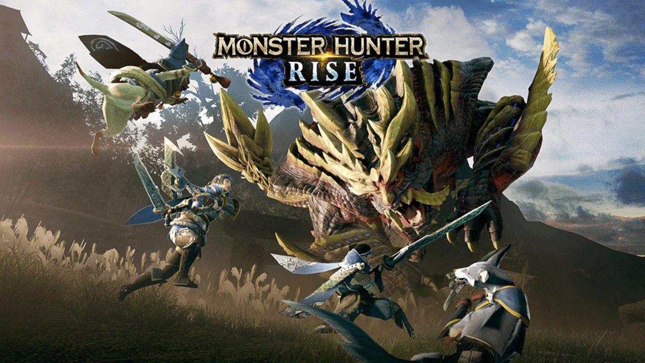 Monster Hunter Rise e Bravely Default 2: preordine a prezzo speciale da GameStopZing