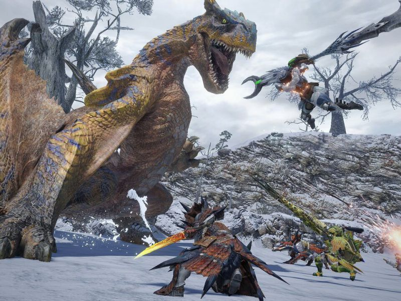 Monster Hunter Rise: how to use fast travel and move around the map