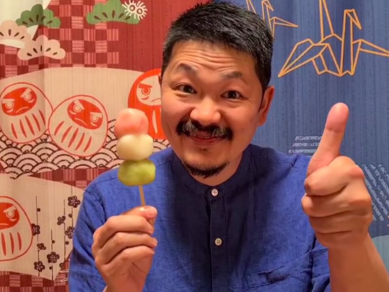 Monster Hunter Rise conquers Chef Hiro: the Dango video recipe to celebrate!
