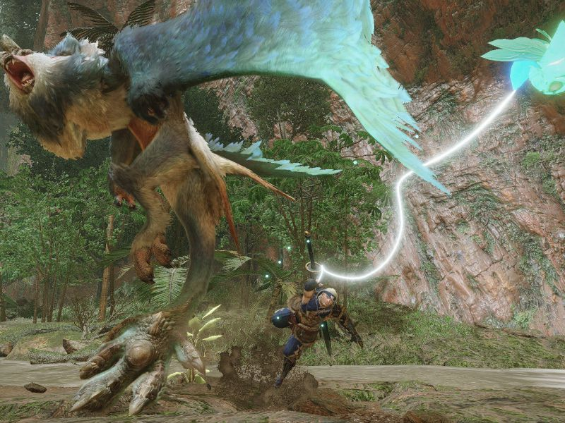 Monster Hunter Rise: what are the Thread Bugs and how are they used?