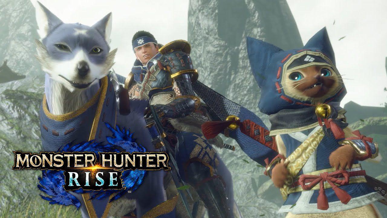 Monster Hunter Rise, la Demo live dalle 17:00 con Cydonia: la giochiamo su Twitch!