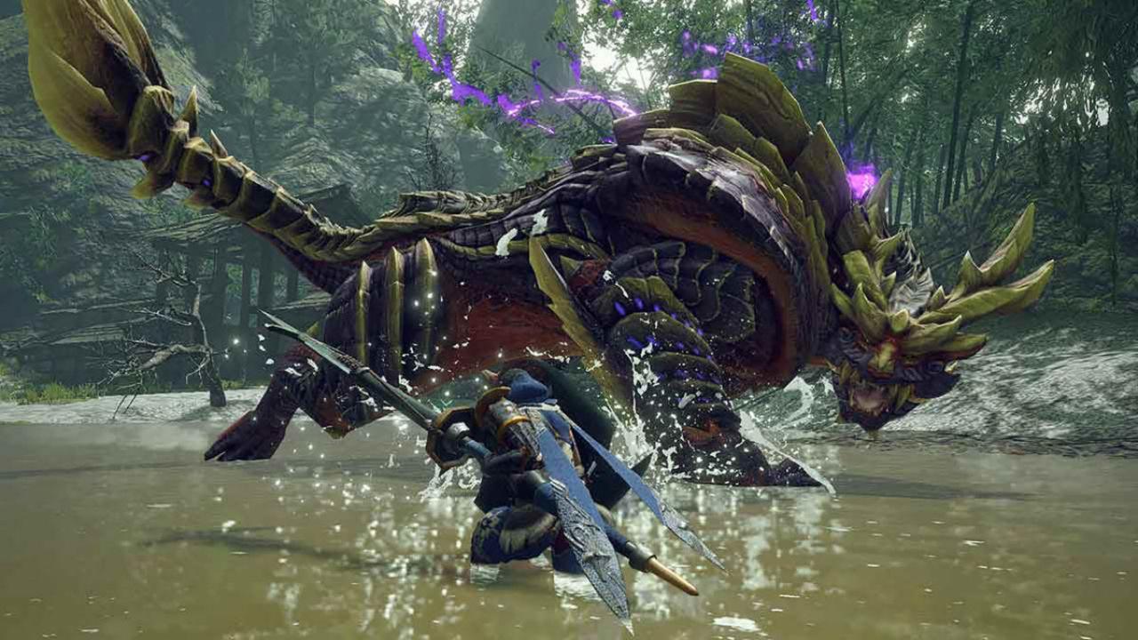 Monster Hunter Rise doveva uscire prima, sviluppo rallentato dalla pandemia