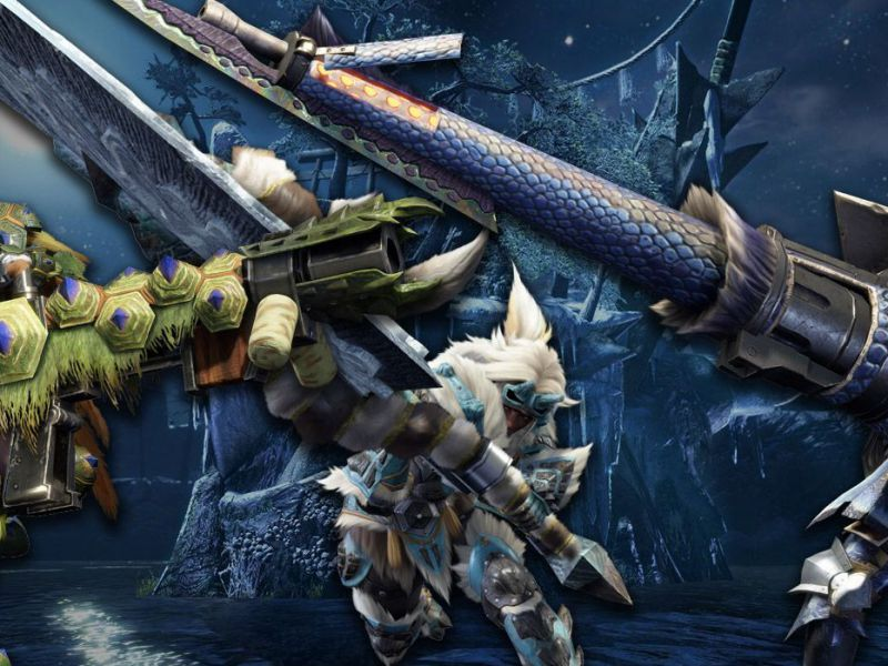 Monster Hunter Rise: Guide to all weapons, controls and combos