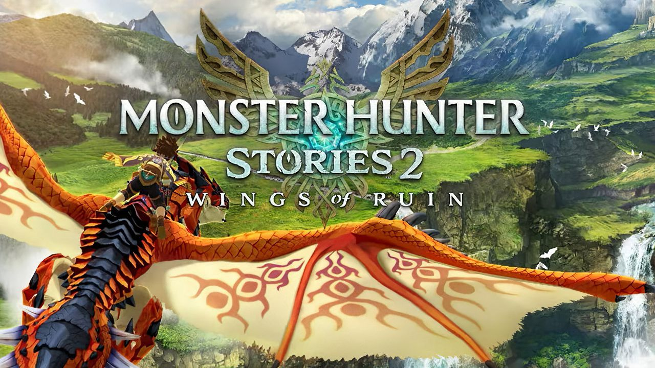 Monster Hunter Stories 2 su Switch peserà il doppio di Rise