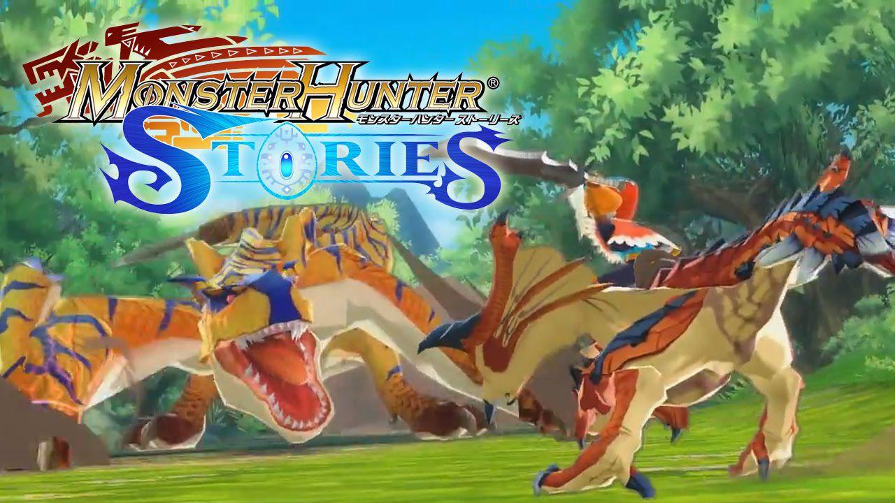 Monster Hunter Stories premiato dai voti di Famitsu di questa settimana