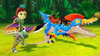 Monster Hunter Stories si rivede in nuovi filmati