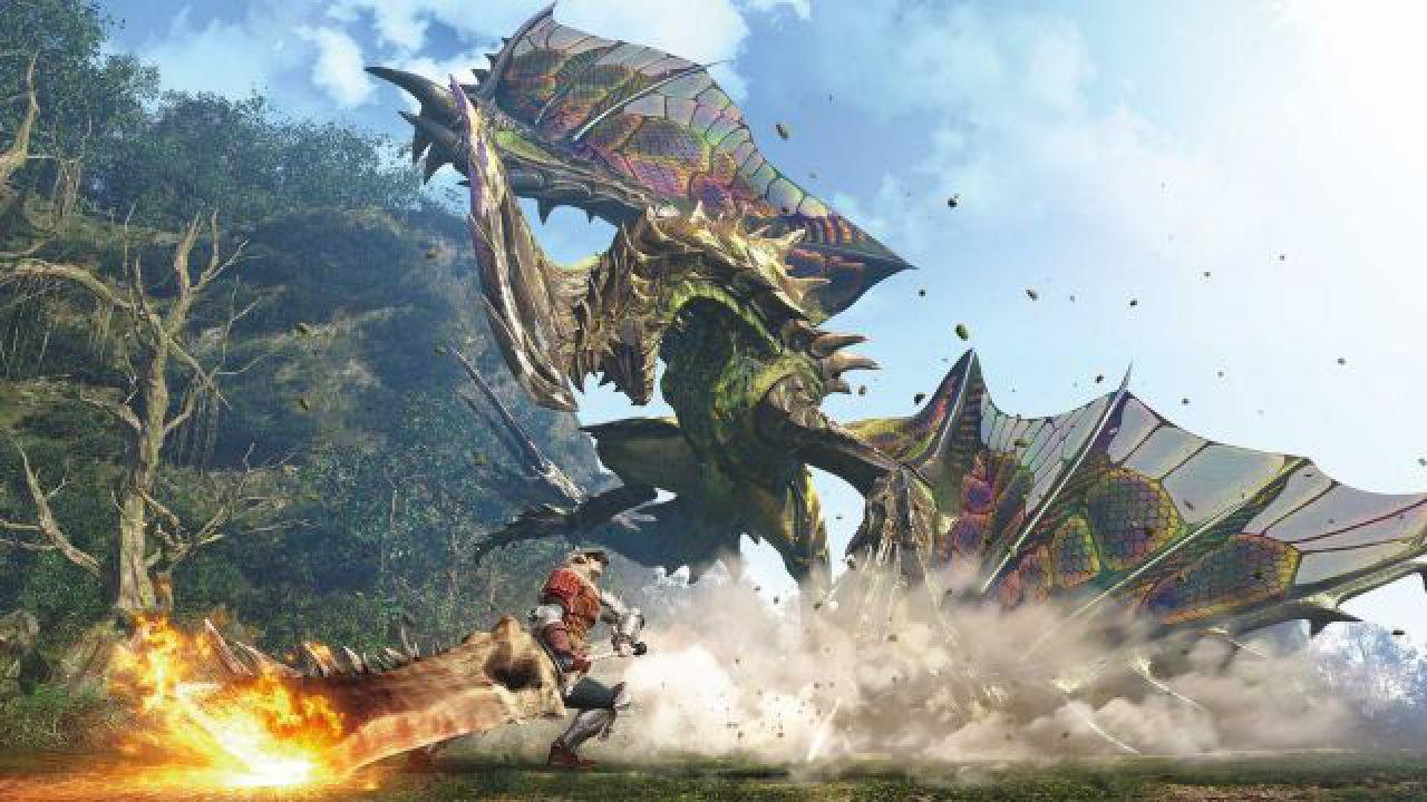 Monster Hunter World: approfittate della promozione 'Bentornati', tanti oggetti in regalo