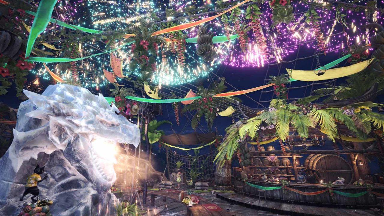 Monster Hunter World Tutti I Festival Di Astera Torneranno Dal 26