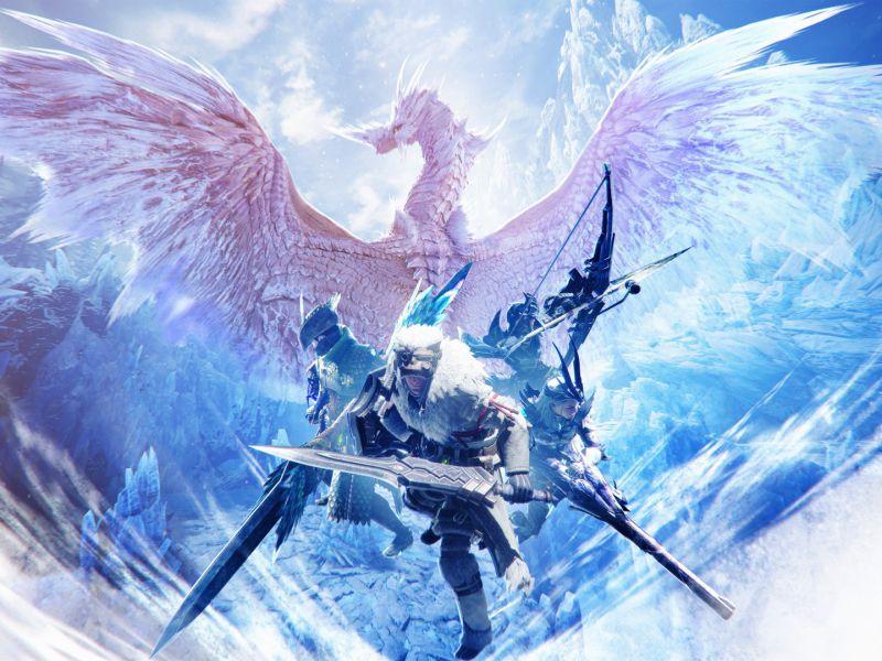 Monster Hunter World Iceborne compie un anno: in arrivo numerosi eventi