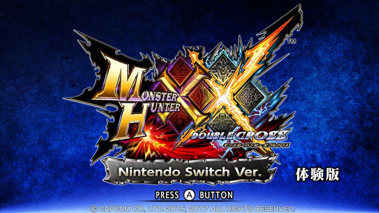 Monster Hunter XX per Switch in testa alla classifica giapponese della settimana