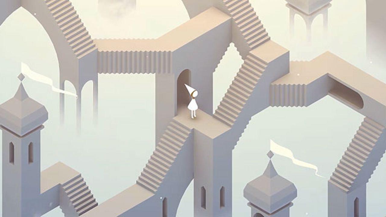 Monument Valley scontato su App Store e Google Play