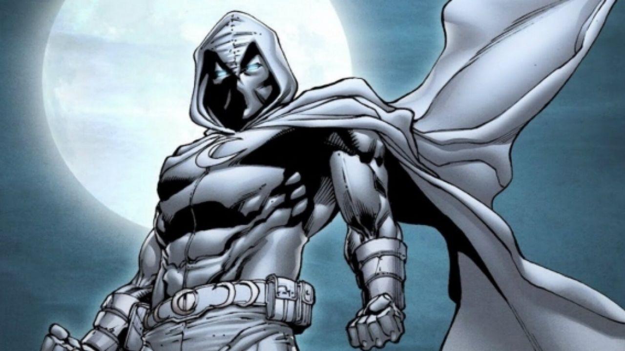 Moon Knight:  Bosslogic lo immagina al fianco di Wolverine e Deadpool