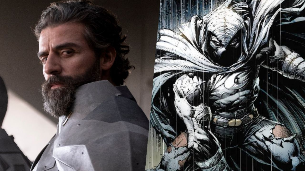 Moon Knight, una star Marvel è entusiasta della serie con Oscar Isaac: 'Sarà fantastica'