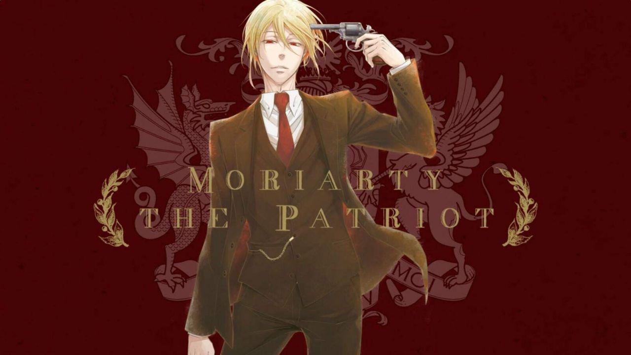Moriarty the Patriot: key visual e novità sull'anime dai creatori di Psycho-Pass