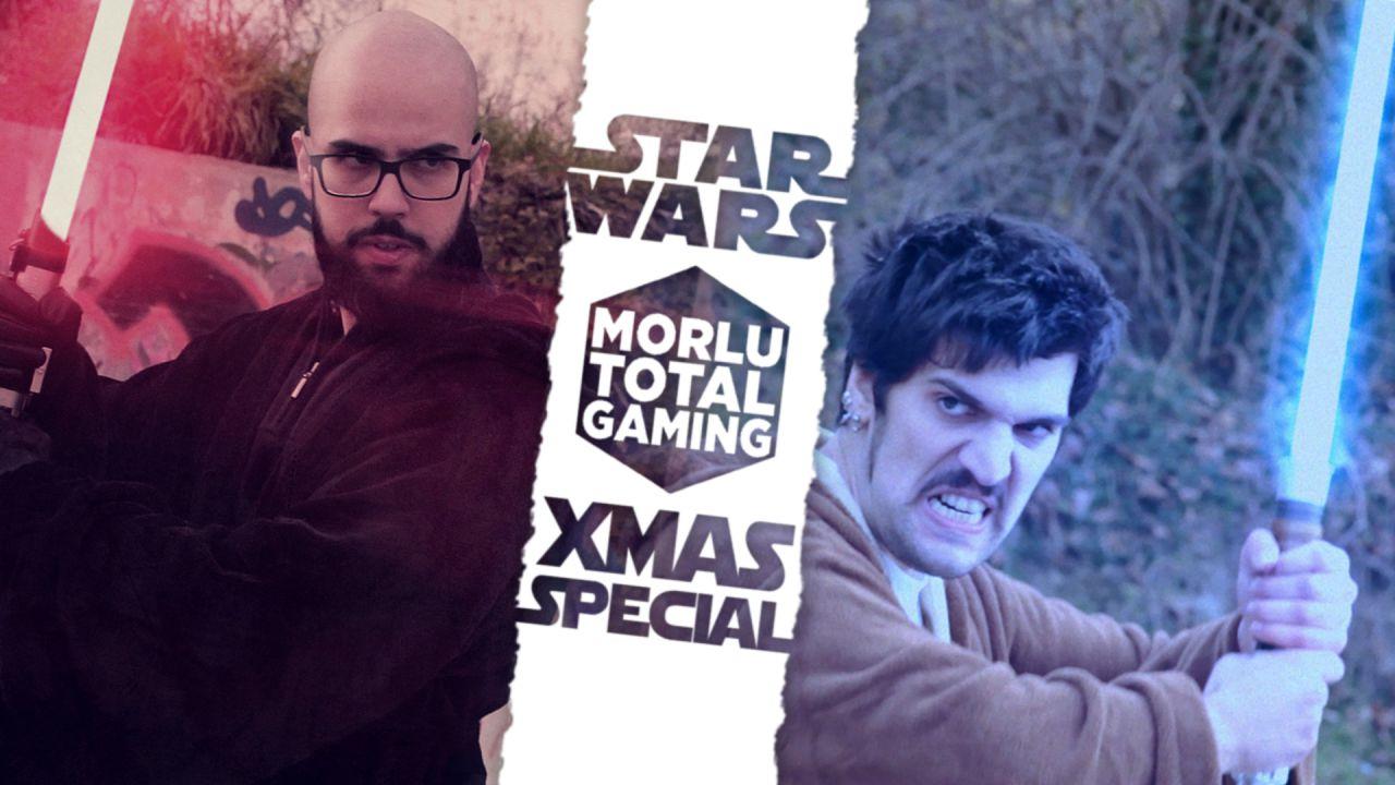 Morlu Total Gaming vi augura buone feste con lo Star Wars Xmas Special
